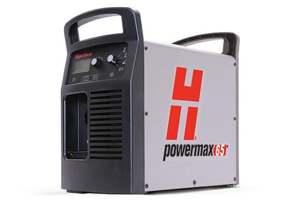 Hypertherm Powermax65 plasma system