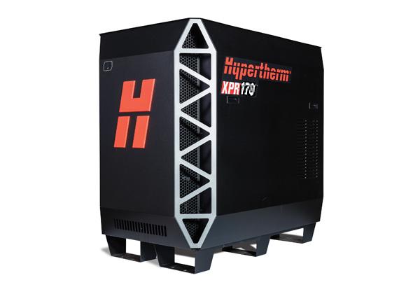 Hypertherm XPR170 plasma cutting system