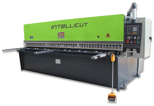 New hydraulic guillotines