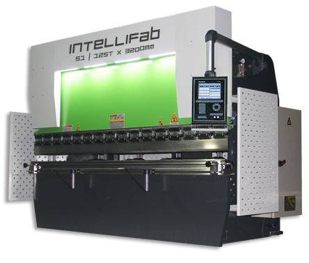 IntelliFab Series One Torsion CNC Press brake
